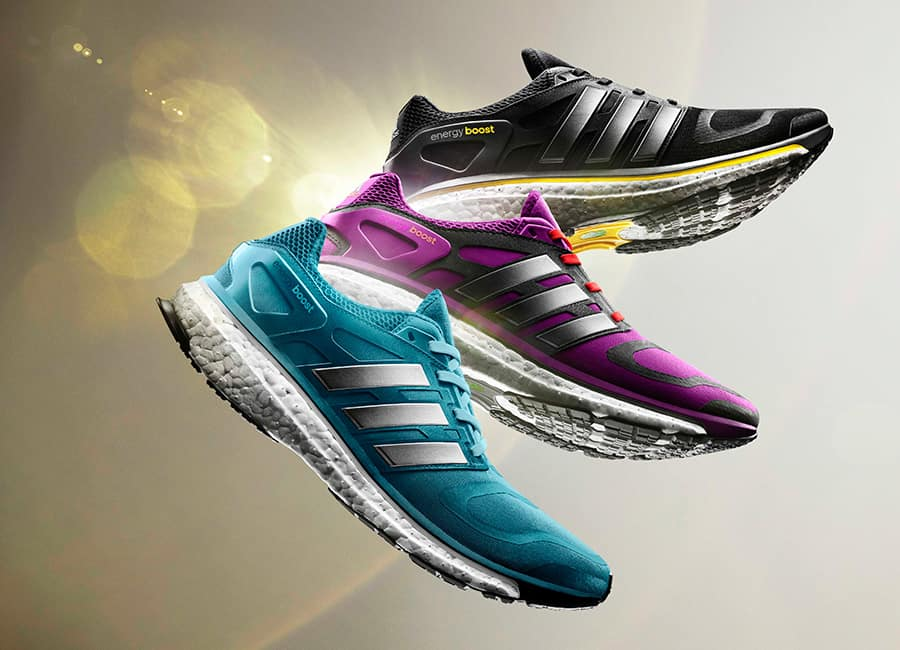Adidas Gives Running a Boost