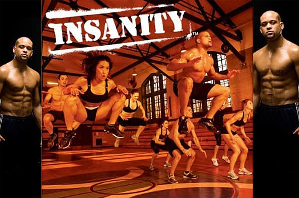 For those of you who follow me on Instagram, you'll know I've been doing  the Insanity workout – 60 days of high intensity interval training which  most ...